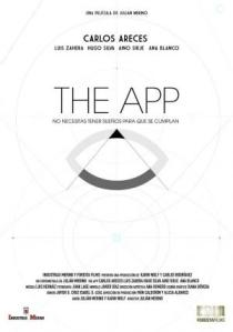 THE APP Poster