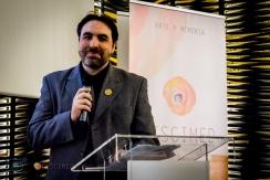 Isra Calzado López, conductor de la gala