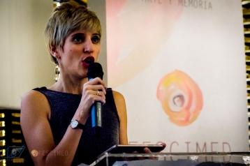 Miriam Tejedor, de Menos Lobos Teatro