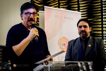 Carlos Bardem e Isra Calzado López