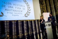 Nathalie Seseña e Isra Calzado López