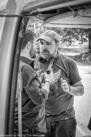 Rodaje APLDD 50 (C) Virgilio Hernando Vaño