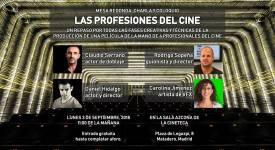 CHARLA PROFESIONES CINE